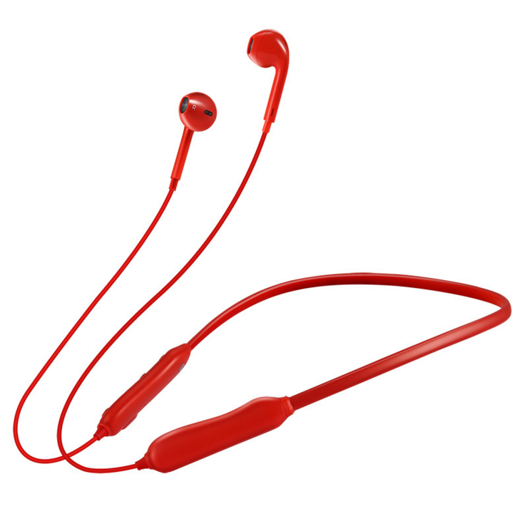 Fashion Waterproof portable mini wired earhook in-ear headset V5.0 3.55 MM sport wireless earphone