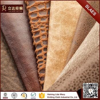 China Fabrik Sofa Bekleidungs Tuch Polyester Polster Stoffe Billig