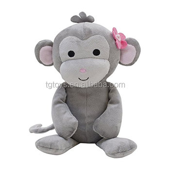 26cm 10 Inch Cupcake Monkey Monkey Stuffed Toy For Promotional