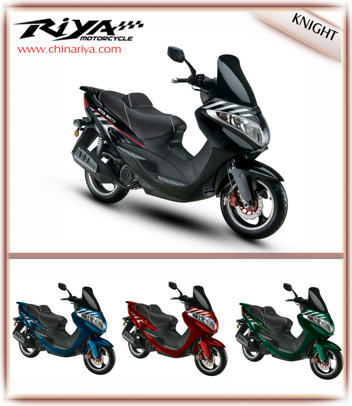 EEC EPA 2014 new scooter 50cc 2stroke & 125cc 150cc scooter / motorcycle from Riya motor