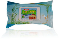 72sheet Organice Baby Wipes Alcohol Free