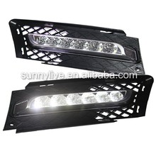 2007-2009 Year For BMW E90 320i 325i LED Daytime Running Light