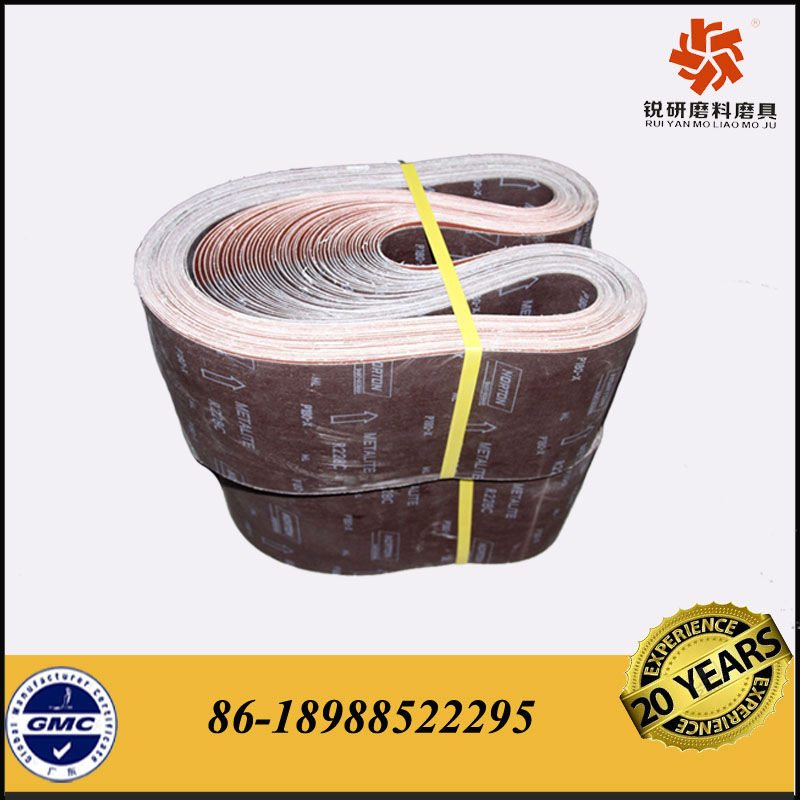 Metal Polish Abrasive Belt Supplier