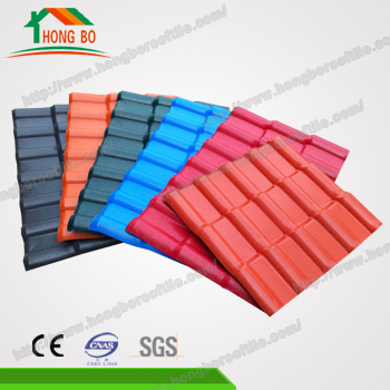 Foshan hongbo highly fire resistant roof tile panel buy for Fire resistant roofing