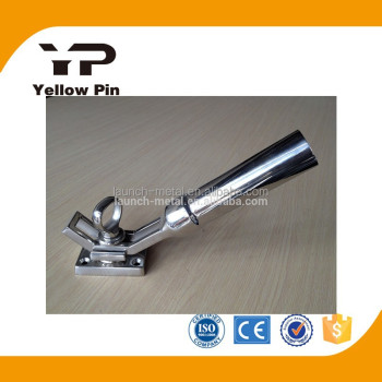 Stainless Steel High Quality Ss316 Mirror Polished Rod Holder ...