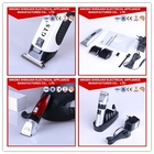 high quality low price 12v hair clippers used clippers