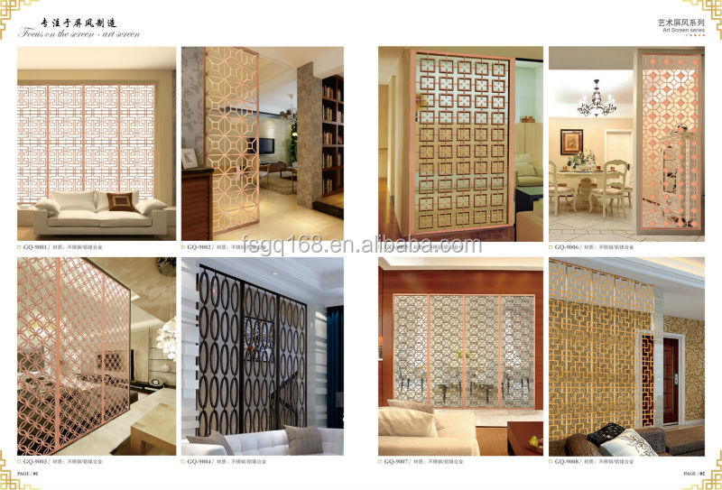 Indoor Decorative Screen Partitions For Bedroom Buy