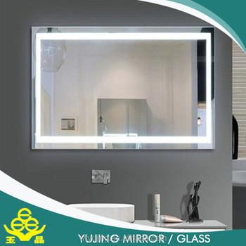 Wash Basin Mirror For Bathroom Lighted Makeup Smart Price