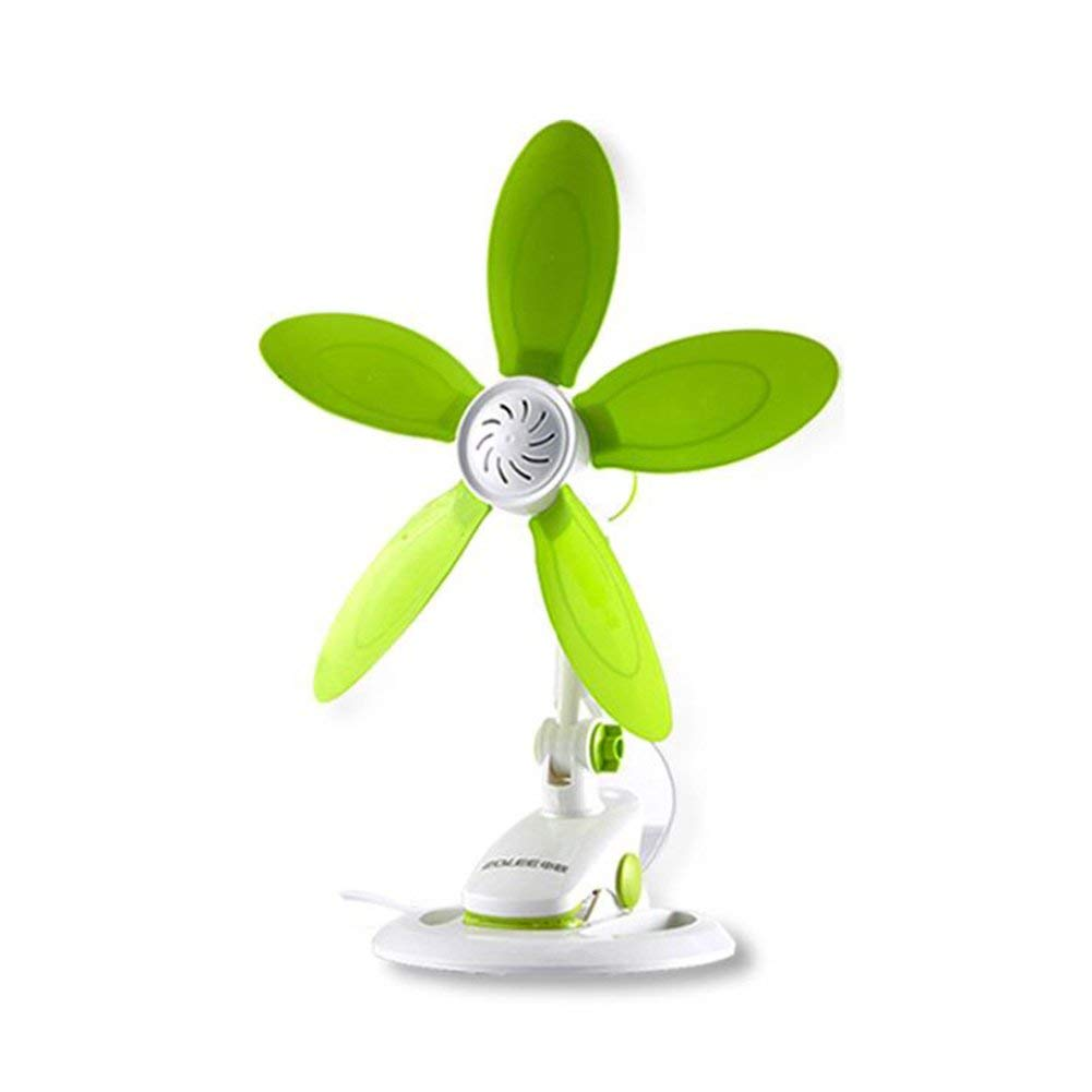 FH Fan Mute Small Fan Office Student Dorm Room Desktop Clip Fan Bedside Micro Fan Mini Electric Fan