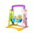 plastic Fast Delivery Children Garden Indoor outdoor Room Chair Set playground toys equipment Swing