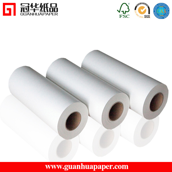 hot salling dye sublimation paper roll/sublimation printed paper for mug