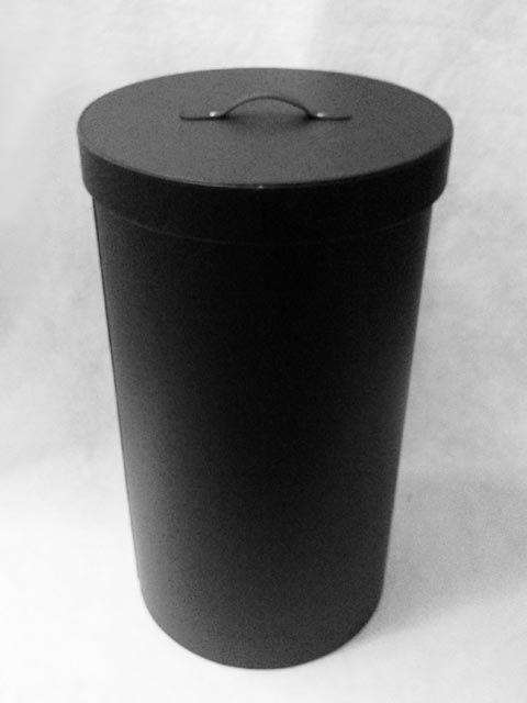 cylindre noir en forme de panier linge sale paniers sacs linge id de produit 500004378434