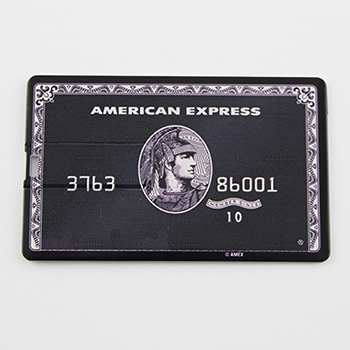 Alibaba stock American express card usb stick usb flash card