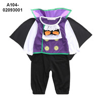 2018 hot new products jumpsuit kids halloween jumpsuit children halloween clothing with best service and low price