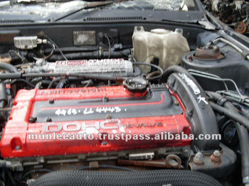 High Quality Used Japan Engine for Car Mitsubishi Evolution 1,2,3 4G63 Turbo MT Gearbox HalfCut complete Swap