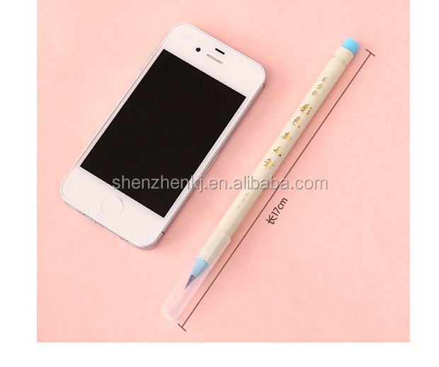 Soft Brush Calligraphy Pen Watercolor Marker Brush Fineliner Art Marker Cartoon Design Sketch Manga Graphic Drawing