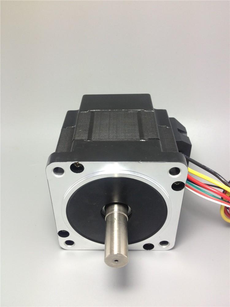 High torque nema34 86mm brushless dc motor 48v 4000rpm for Brushless dc motor buy