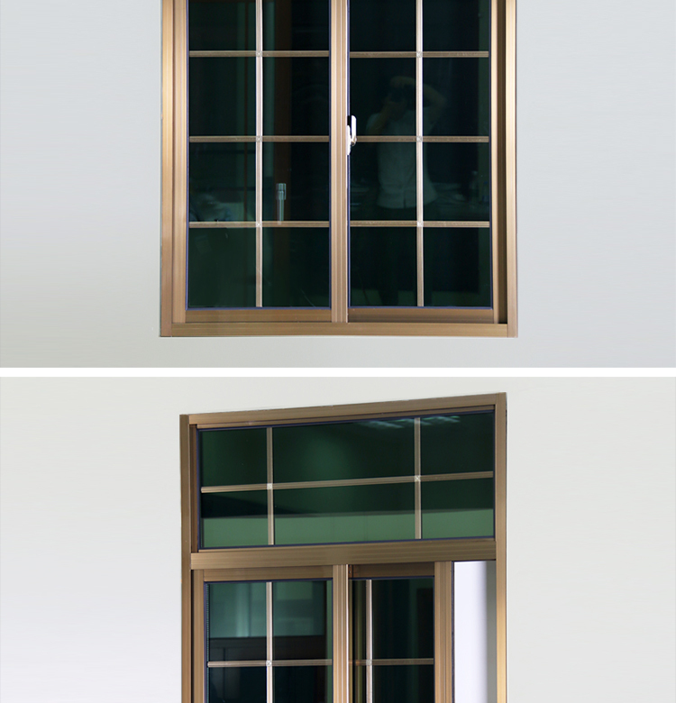 Rogenilan 76 series popular aluminium windows in china for Home windows for sale