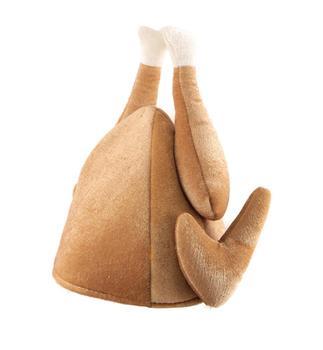 Novelty ADULT Christmas Hats Party Funny Mens Womens Xmas Fancy Dress  Chicken AD1383 dedc24ea96