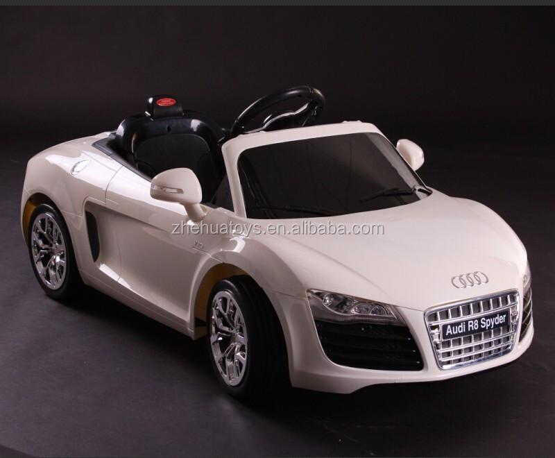 Kids Electric Car Toy Licensed Ride On Car Audi Spyder R C