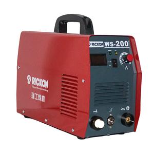 2018 high quality tig welder welding machine ws-200 ac dc tig argon welder  inverter