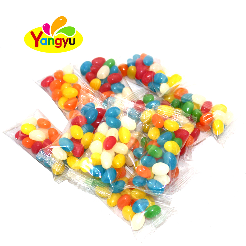 Halal Jelly Candy Colourful Fruity Soft Jelly Beans
