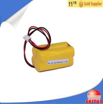 Ni Cd Aa 700mah 48v Battery Rechargeable Batteries For Cordless Phone