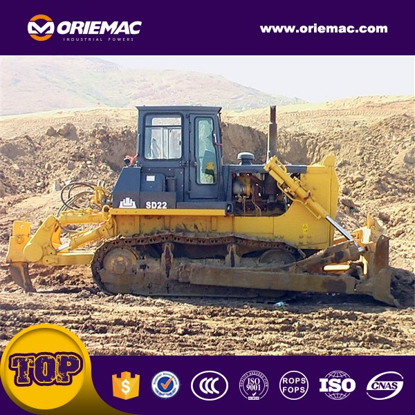 China Top Brand SHANTUI 220HP Bulldozer SD22 With Factory Price