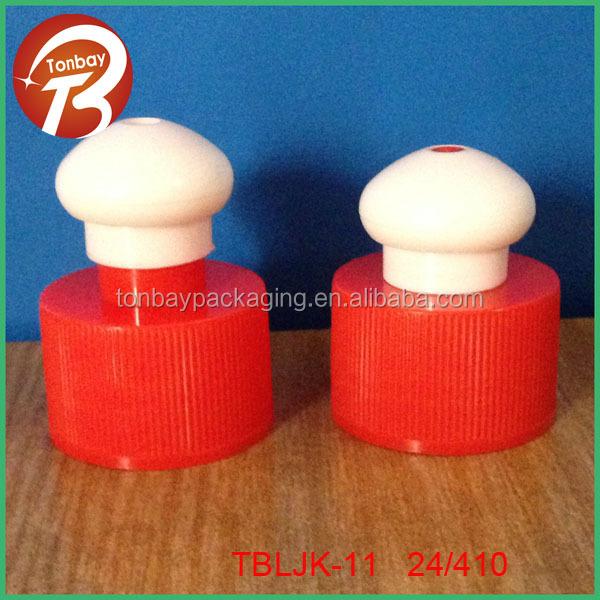 24/410 Plastic Bottle Cap Push Pull 24mm Plastic Push Pull Caps ...