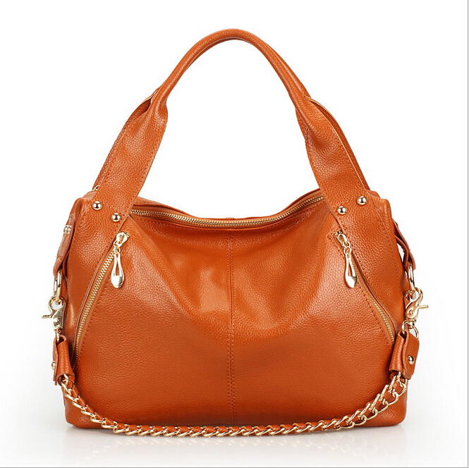 Buy 2015 New Fashion Soft Leather Handbag For Lady   Womens Messenger Bag  100% Leather Brand Messenger Bag Italian Leather Handbags in Cheap Price on  ... 5b2274876ebe1