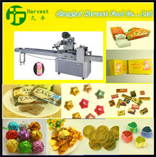 Good quality Product Chocolate Foil Wrapping Machinery