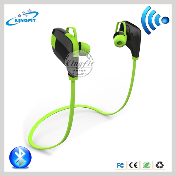 New design wholesale colorful mobile accessories stereo bluetooth sport headphone