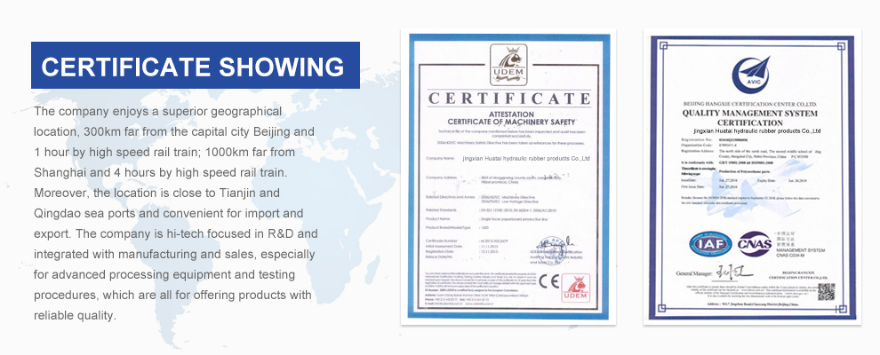 China hydraulic hose adapter with CE ISO certificates