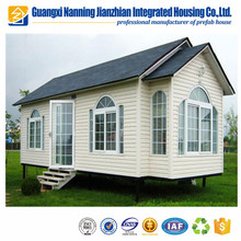 Modular prefabricated house/Steel prefab house villa