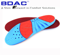 full length soft foam foot cushion buffer shock proof sport insoles for shoes
