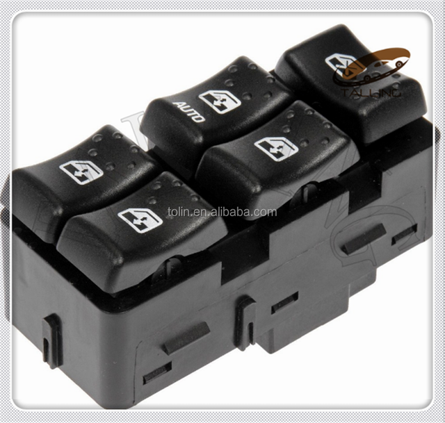 Sell Well Auto Electric Window Switch For GM 03-07 Satur n Ion Window Switch 22664398 Car Power Window Switch