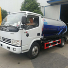 5000 ltr drain cleaning septic pump sewer jetting trucks for sale