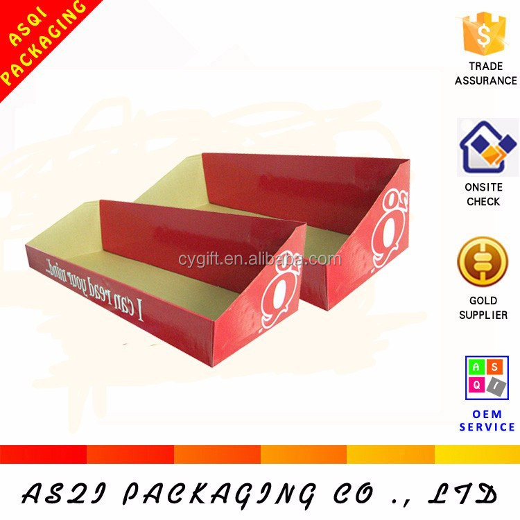 1 color printed gloss lamination doll packaging corrugated cardboard display boxes