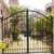 ornamental elegant wrought small latest main rion gate