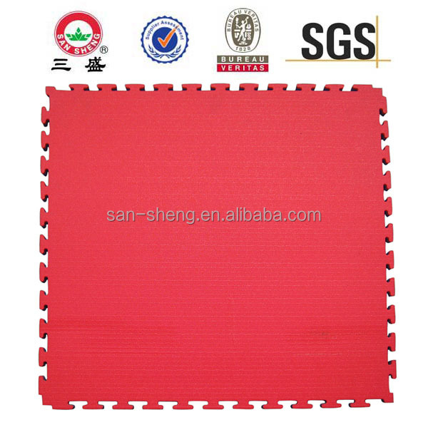 EVA rubber foam flooring puzzle interlocking mats