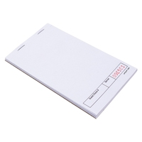 waiter pad waitress docket book restaurant order pad