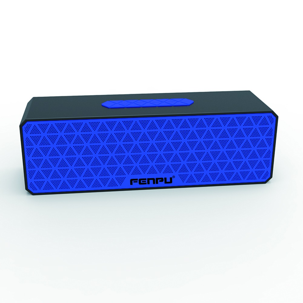 MagicBox Bluetooth 4.2 Portable Wireless speaker, rechargeable battery with Enhanced Bass, built in Mic for handsfree phone