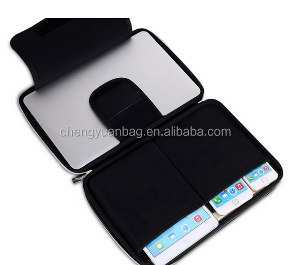 "Anti-knock Laptop Bags High Quality <strong>11</strong>"" 13"" Plain Laptop Notebook Bag waterproof Sleeve Case in <strong>Computer</strong> Laptop"