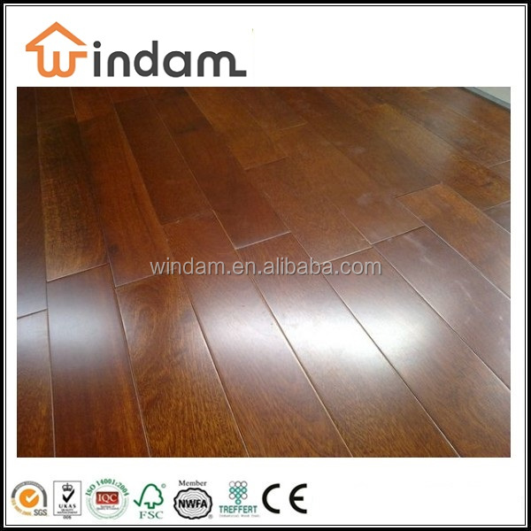 Luxury Solid Hardwood Jatoba Wood Flooring