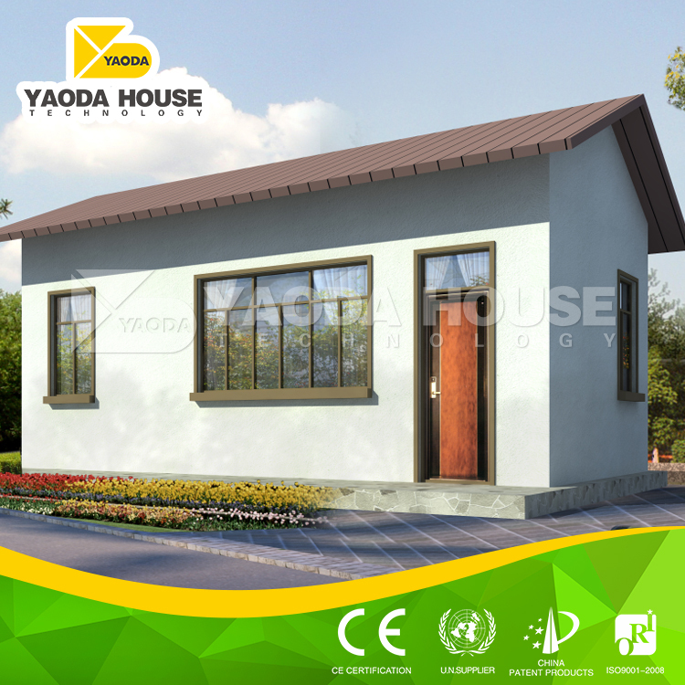 2015 China easy install house bungalow design