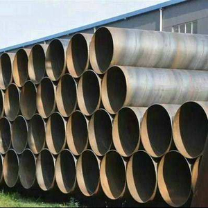 Natural Gas and Oil Pipeline SSAW/SAWL API 5L Spiral Welded Carbon Steel Pipe