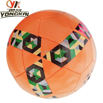 b7ba6cfd3cc China factory customize soccer ball leather wholesale football Custom Print  leather soccer ball