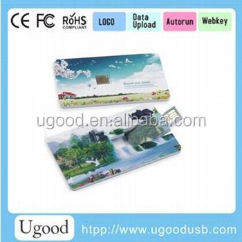 Wholesale Popular Plastic 1 Dollar Usb Flash Drive, New Product Bulk Plastic card USB flash disk Buy From China