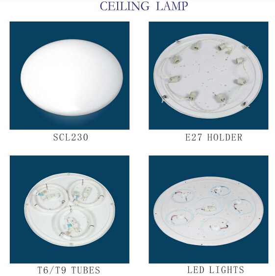White Acrylic Light Cover Anti Glare Safety Galvanic Isolation Low ...