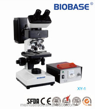 CE certified microscope fluorescence microscope with camera